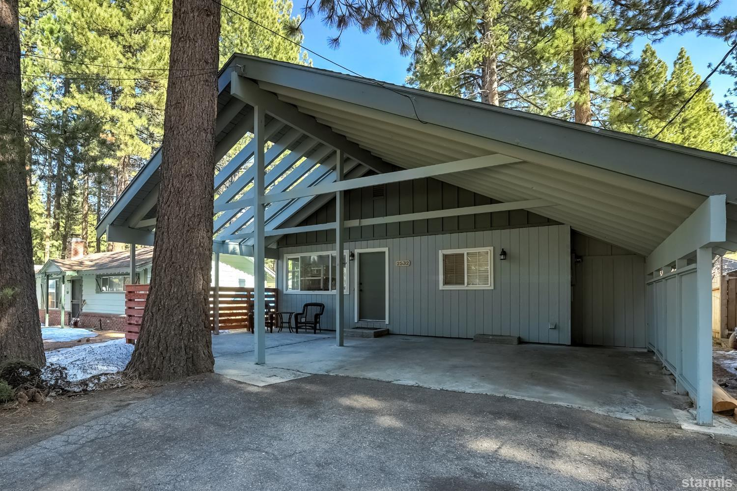 2532 Bertha Avenue, 134042, South Lake Tahoe, Single-Family Home,  for sale, Brandie Griffith, Realty World - Lake Tahoe