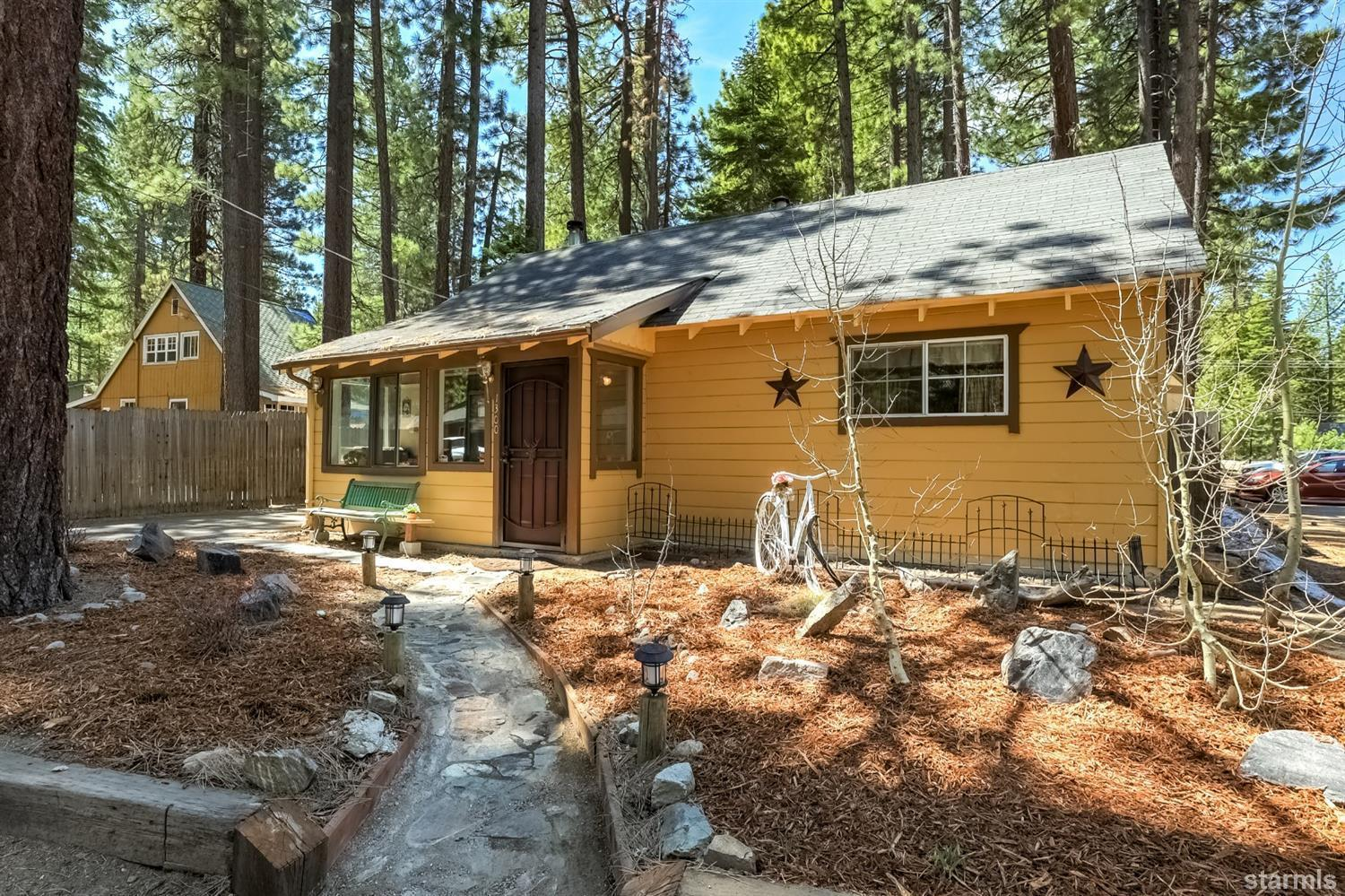 1300 Kyburz Avenue, 134172, South Lake Tahoe, Single-Family Home,  for sale, Brandie Griffith, Realty World - Lake Tahoe