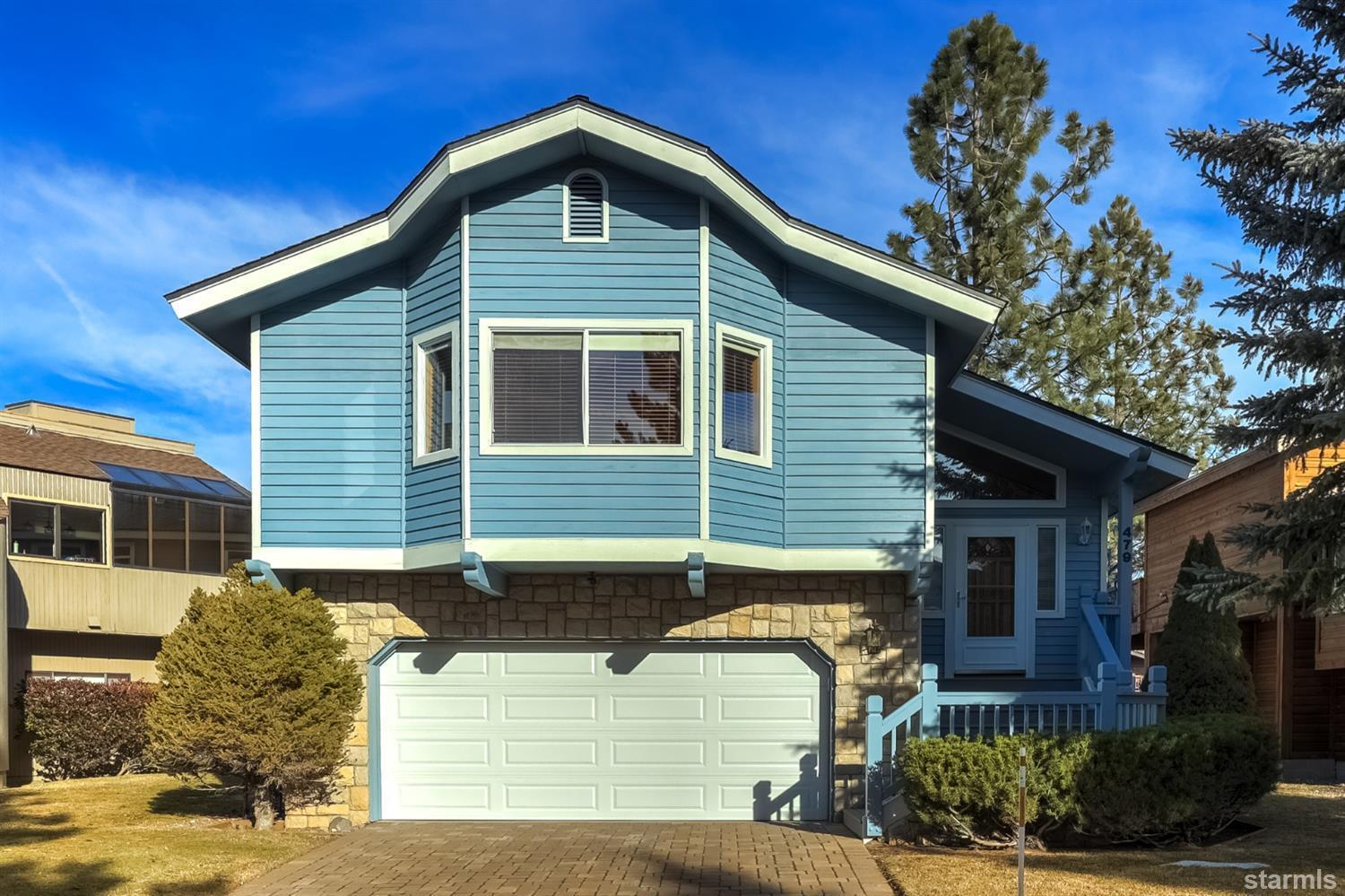 479 Lido Drive, 133763, South Lake Tahoe, Single-Family Home,  for sale, Brandie Griffith, Realty World - Lake Tahoe
