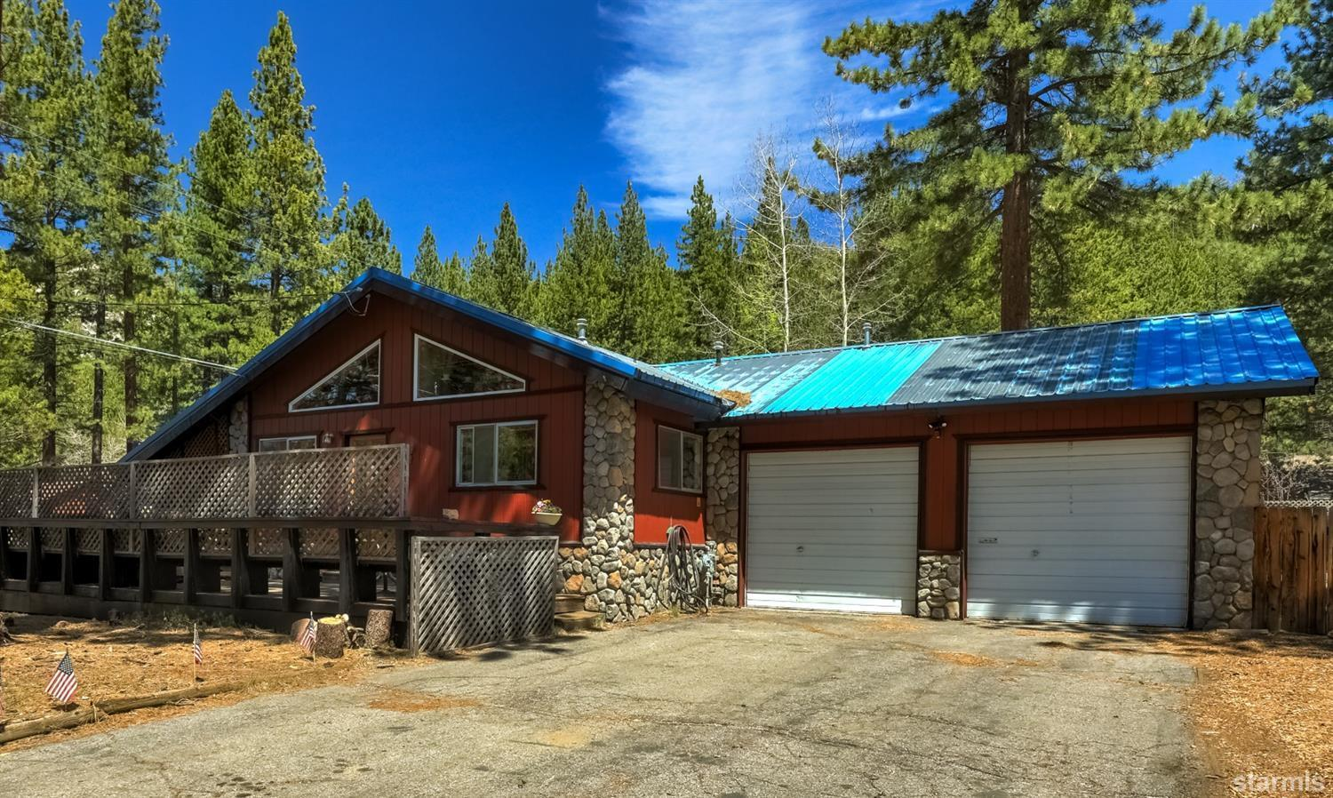 2803 Saint Nick Way, 134287, South Lake Tahoe, Single-Family Home,  for sale, Brandie Griffith, Realty World - Lake Tahoe